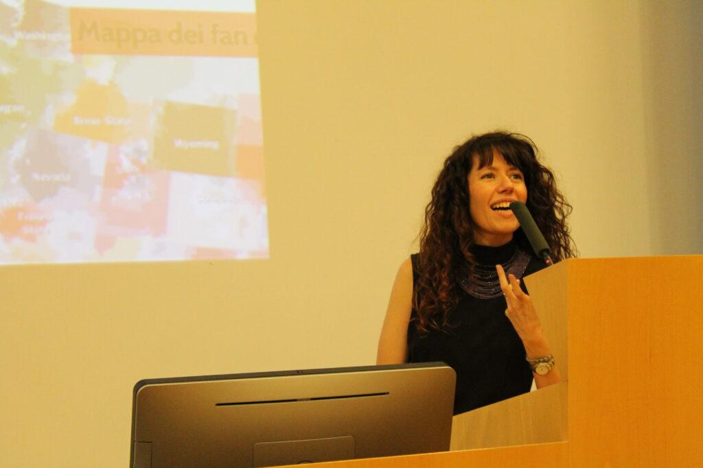Eleonora Benecchi Speaker